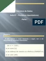 ED 05 - Ponteiros I