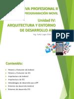 UnidadIV_ArquitecturayEntornoDesarrolloApp