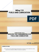 CO3   Fundamental Concepts of Combustion of Hydrocarbon Fuels