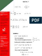 Clase 3 Ecuaciones diferenciales