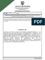 ACUERDO N° 068-FOSPUCA