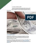Quiénes pierden con un dólar en Colombia 3800