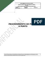 PRO-WO-PAP-001 Proc de Puesta a Punto