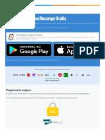 GRÁTIS - Recarga de celular, Bilhete Único e pagamento de contas _ RecargaPay