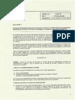 Decret de protocol intern de l'Ajuntament de Terrassa