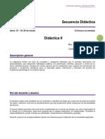 Secuencia Didáctica - Didáctica II.pdf