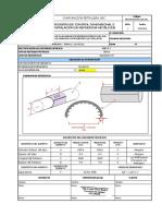 protocolos de revestimiento e inspección