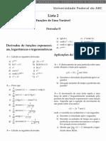 lista2-1 - FUV