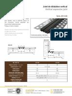 Série-JDV-4.04 - Dilatação vertical