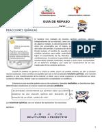 GUIA DE APRENDIZAJE Reacciones Quimicas 2° medio (2)-convertido