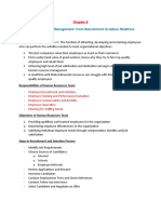 Chapter 8 - HR Management- From Recruitment to Labour Relations.docx