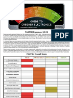 Fujitsu Guide to Greener Electronics 14