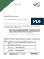Respuesta derecho de petición CORPOAMAZONIA- Yaguara II