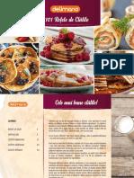 Retete Bucate 101 Clatite Delimano Pancake