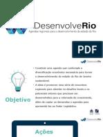 Apresentação Desenvolve Rio