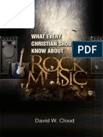 What Every Christian Ska Rock Music