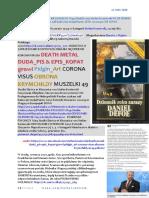 DEATH METAL DUDA_PIS & EPIS_KOPAT growl CORONA VISUS OBRONA KRYMCHILDY MUSZELKI 49 SSetKh von Stefan Kosiewski FO ZR PDNXIX ZECh 20200311 ME SOWA PDO337