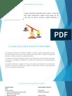 BALANZA DE PAGOS COLOMBIA VS USA