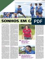 Matéria futebol feminino - 2