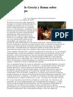Los Efectos de Grecia y Roma sobre nuestro tiempo_ Rudolf Steiner.odt