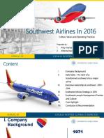 Tugas SM Case 25 Southwest Airlines Kelompok 10