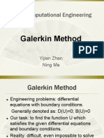 Galerkin Method