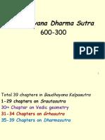 Baudhayana and Vasishata dharma sutras.ppt