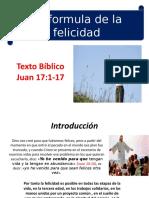 358LA FORMULA DE LA FELICIDAD
