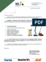 INGSERGEL - CARTA DE PRESENTACION CN013