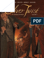 Oliver Twist BD -Tome 3 sur 5