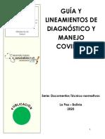 GUÍA Y LINEAMIENTOS DE DIAGNÓSTICO Y MANEJO COVID 2019.pdf