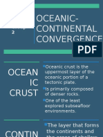 Oceanic-Continental Convergence.pptx