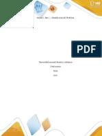 Unidad 1; fase 1 – Identificación del Problema.