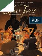 Oliver Twist BD -Tome 2 Sur 5