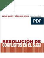 Resolución de conflictos en el S. XXI