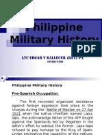 BRIEF HISTORY OF AFP