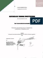 Sentencia Exp. N° 00013-2014-AI tercerización