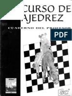 De La Villa Jesus - Cuaderno del profesor n1- Curso de Ajedrez, 1995-OCR, 62p