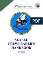 Crew Leader Handbook