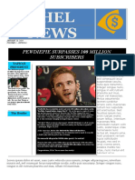 Word Newspaper Template 4 (.doc)