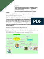 Características y Funciones de los seres vivos