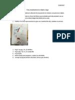 22 agosto contenido y actividades Localización de un objeto o lugar