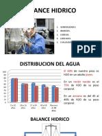 BALANCE HIDRICO-unjbg-Medicina