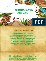 Diapositivas cultura maya