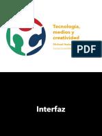 Tecnología, medios y creatividad
