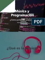 Música y programación