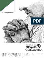 Palabras del Papa en Colombia - El Colombiano