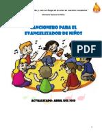 Cancionero evangelizador de niños 2018