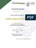 INFARTO AGUDO AL MIOCARDIO 2016.