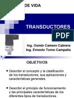 Clase 5.6. Transductores